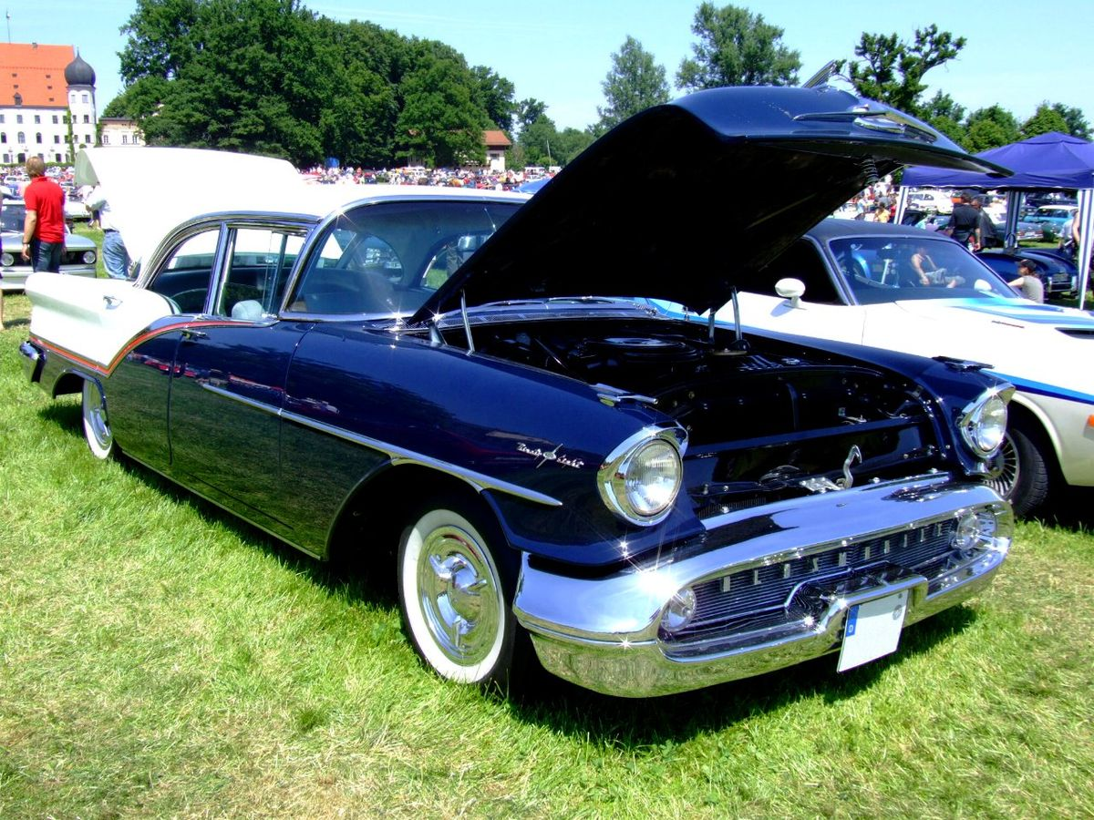 1941 Oldsmobile 98 Coupe Ninety Eight
