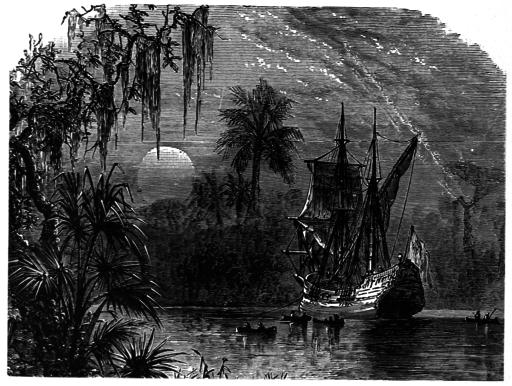 Ponce de León in Florida