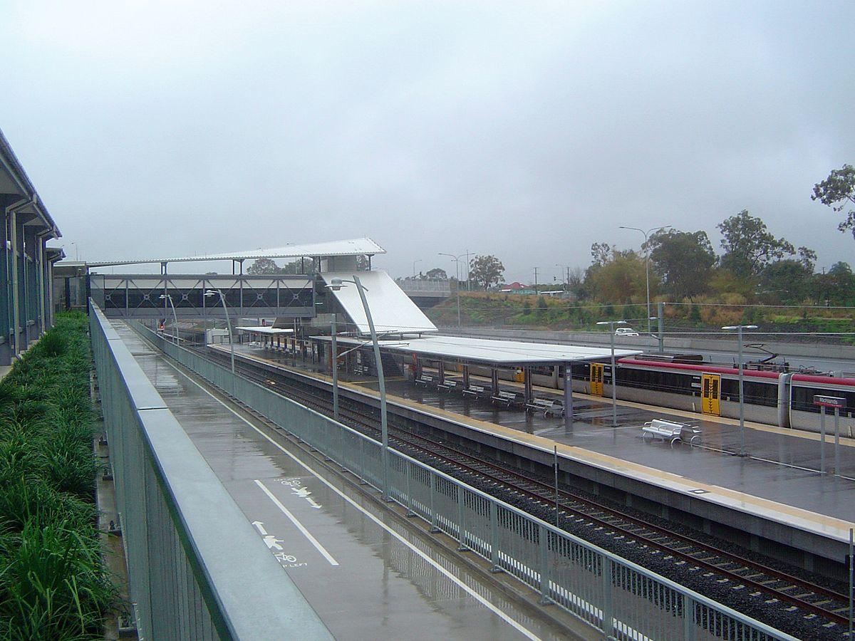 Springfield railway line  Wikipedia