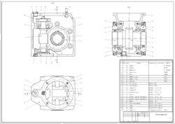 Dibujo realizado con software CAD.