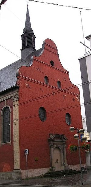 St. Sebastianus Kirche in Neuss