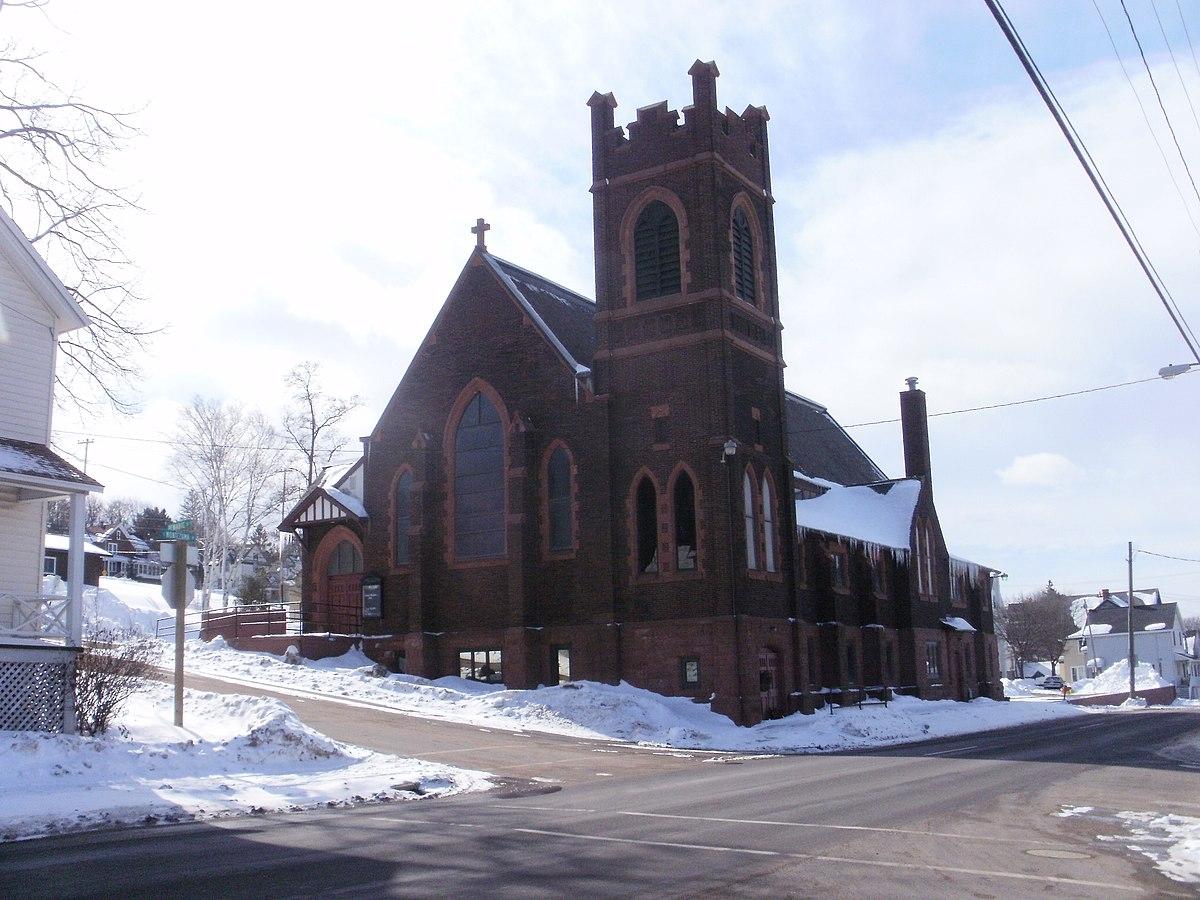Trinity Episcopal Church Houghton Michigan  Wikipedia