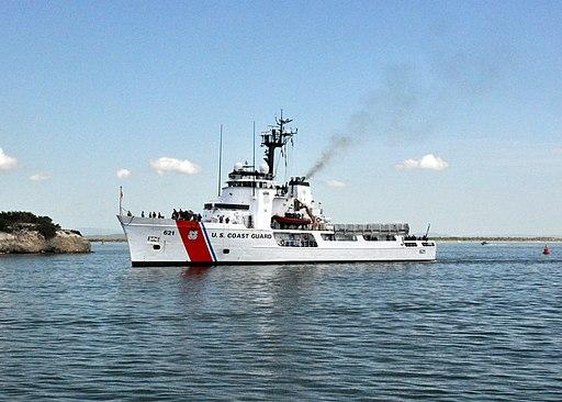 USCGC Valiant Pulls Into GTMO DVIDS291090