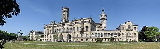 Universität Hannover - Hauptgebäude - B02