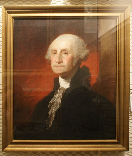 WLA nyhistorical Gilbert Stuart George Washington 2
