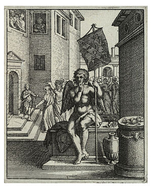 Wenceslas Hollar - Secrecy