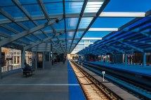 Red Line Wilson Station CTA
