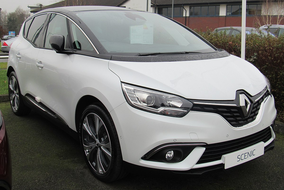 Renault Scénic  Wikipedia