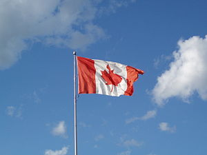 English: Canadian Flag