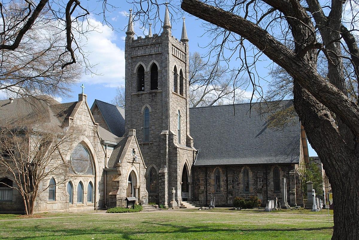 Church of the Advent Spartanburg South Carolina  Wikipedia