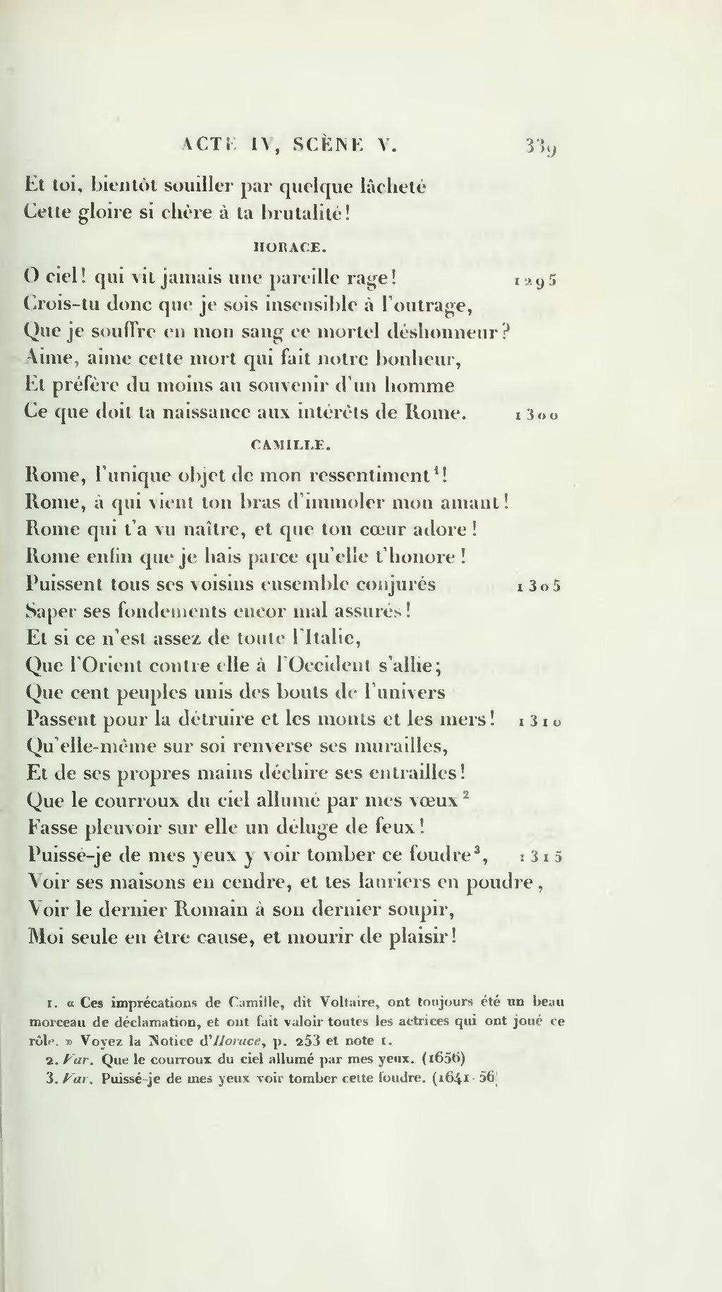 Rome Unique Objet De Mon Ressentiment : unique, objet, ressentiment, Page:Corneille,, Pierre, Œuvres,, Marty-Laveaux,, 1862,, 3.djvu/351, Wikisource