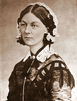 Florence Nightingale CDV by H Lenthall