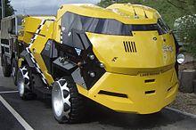 Judge Dredd Land Rover 101