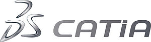 Deutsch: CATIA-Logo