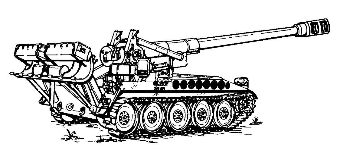 File:M110A2 8-inch heavy self-propelled howitzer.jpg