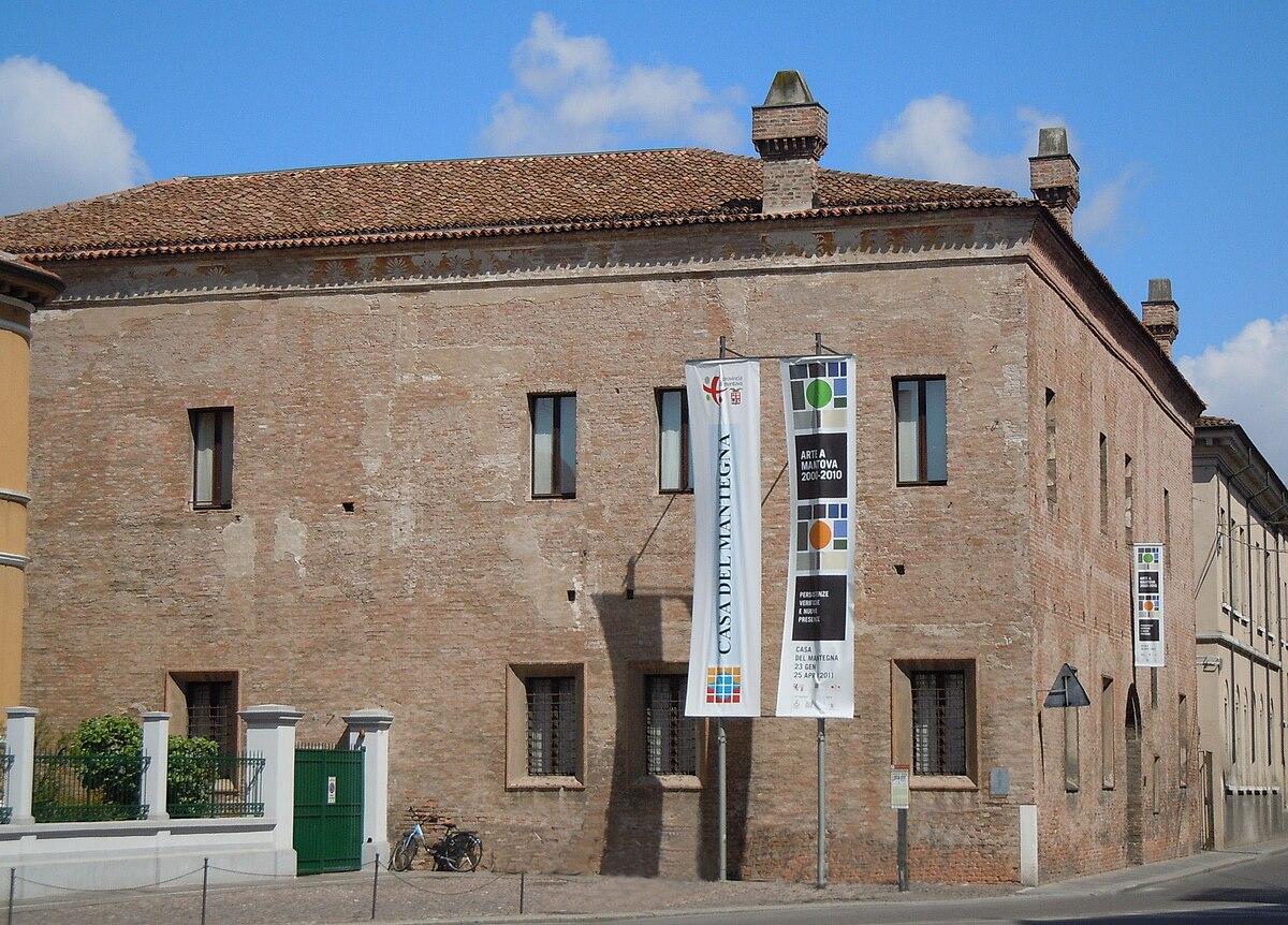 Casa del Mantegna  Wikipedia