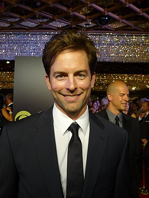 English: Actor Michael Muhney at 2010 Daytime ...