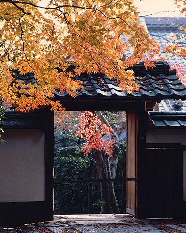 Momiji Gate Kyoto