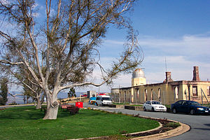 Mount Stromlo after the fires: remains of the ...