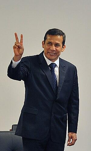 Português do Brasil: O presidente eleito do Pe...