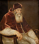 Paul III Titien after 1546