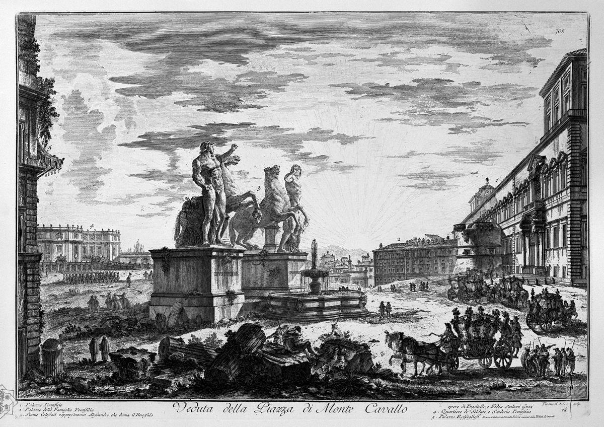 Fontana dei Dioscuri  Wikipedia