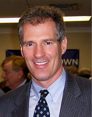Scott Brown, Republican U.S. Senator represent...