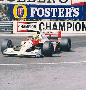 Ayrton Senna, Monaco GP 1991