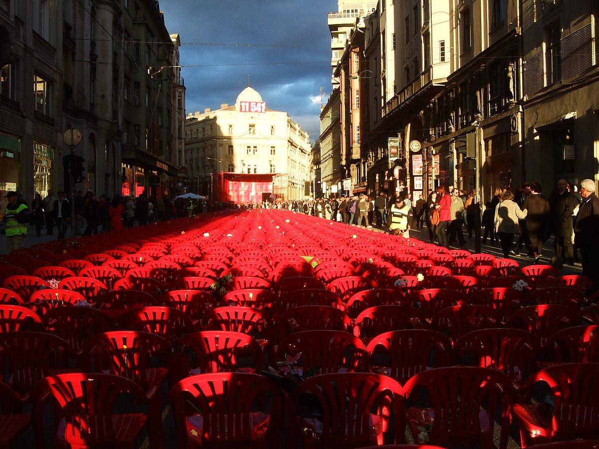 Sarajevo Red Line Wikipedia