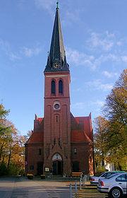 Kirche in Ahlbeck