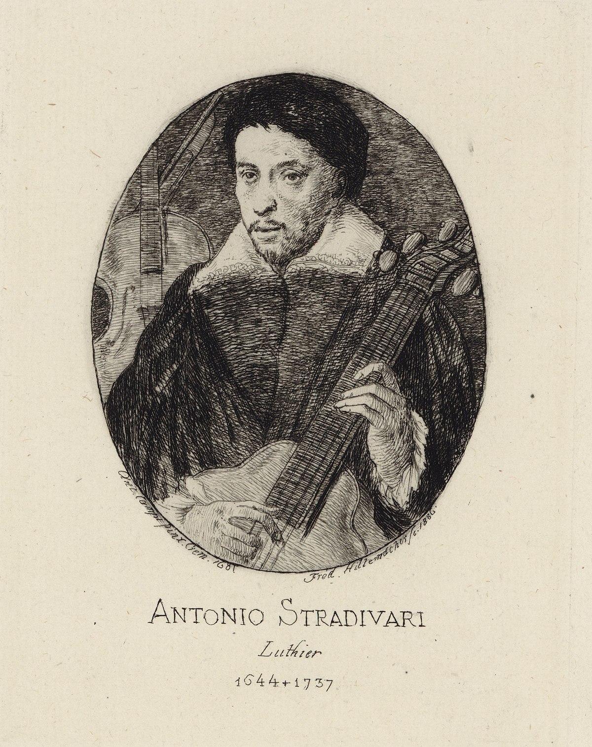 Antonio Stradivari  Wikipedia