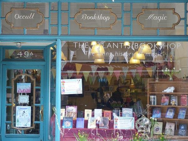 Atlantis Bookshop - Wikipedia