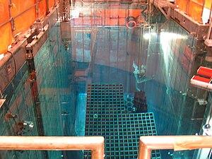 Centrale nucleare di Caorso - Piscina Pila Nuc...