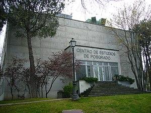 Centro de estudios de posgrado de la Universid...