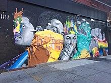 street art wikipedia