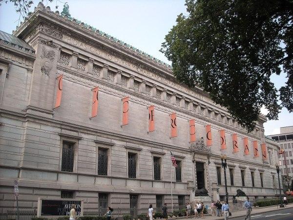 Of Corcoran Art In Washington