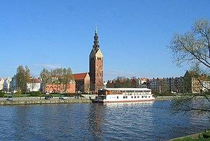 Elbing  Reisefhrer auf Wikivoyage