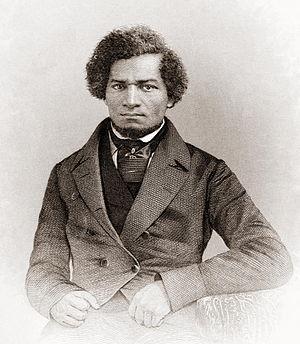 English: Portrait of Frederick Douglass as a y...