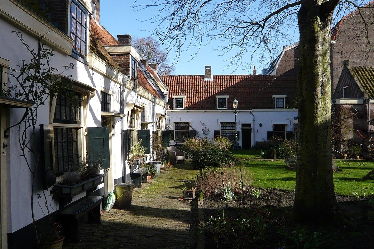 Hofje Van Loo Wikipedia