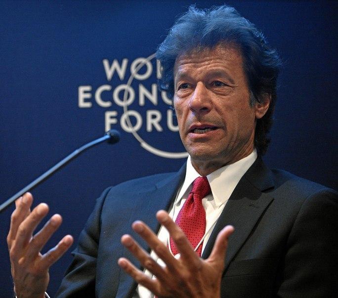 Imran Khan WEF