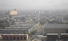 Environmental issues in Afghanistan  Wikipedia