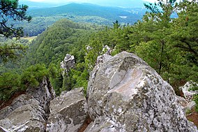 Trails for all levels of skill are available and can be beautiful and exhilarating. Monument Mountain Reservation Wikipedia