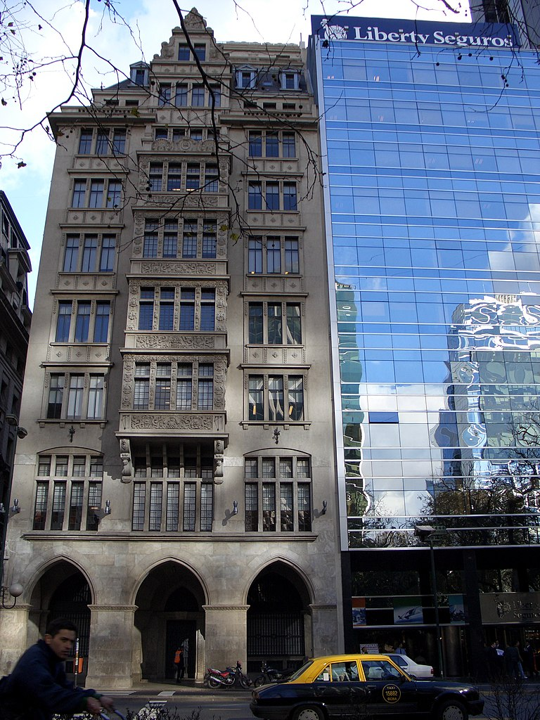 File Old Amp New Buildings In Buenos Aires Jpg Wikimedia
