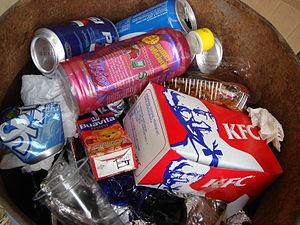 Pile of trash 2