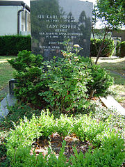 Tumba de Karl Popper