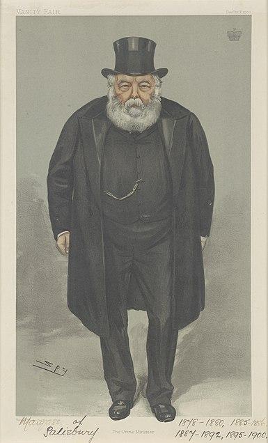 File:Robert Arthur Talbot Gascoyne-Cecil, Vanity Fair, 1900-12-20.jpg