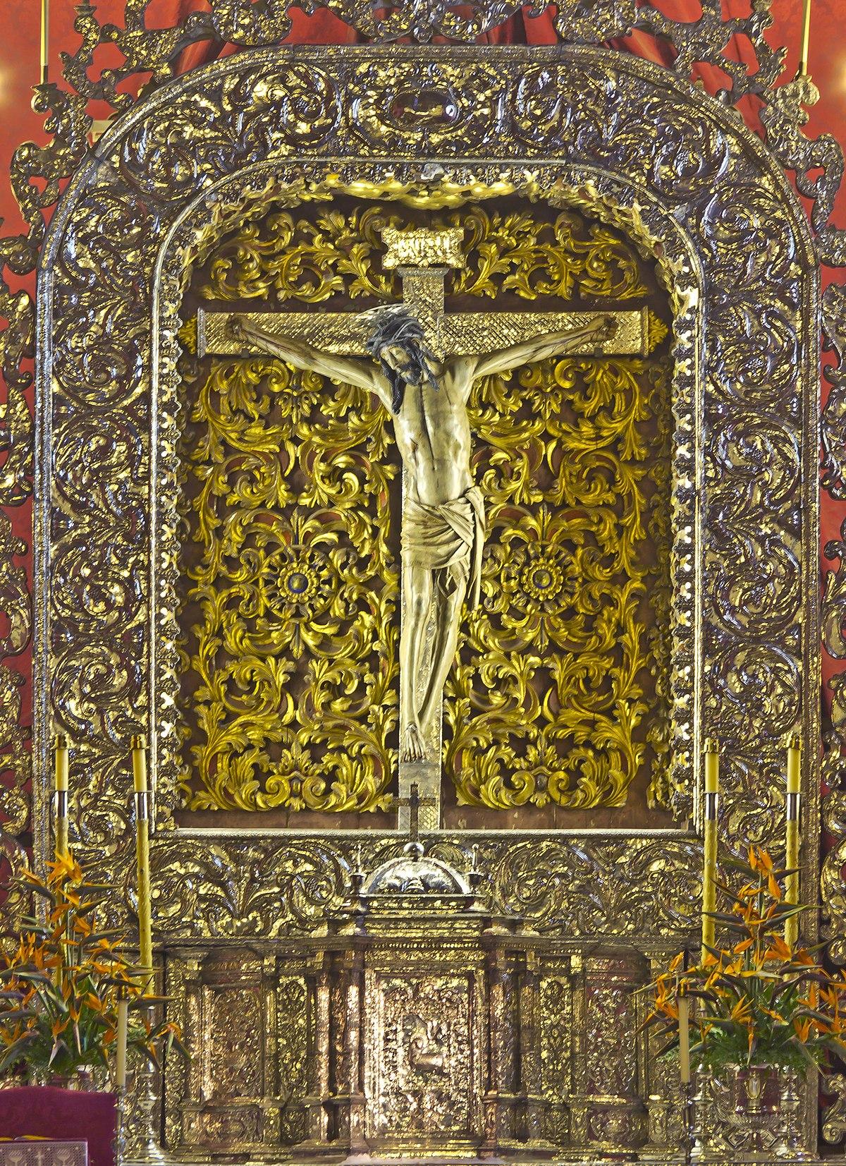 Cristo de La Laguna  Wikipedia