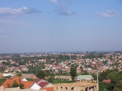 suburban kampala uganda