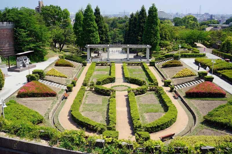 Tegarayama Central Park Himeji Hyogo pref Japan01s3