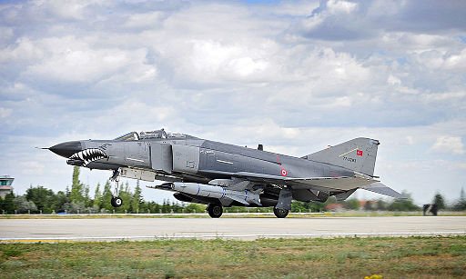 Turkish Air Force F4E Phantom II MOD 45157794